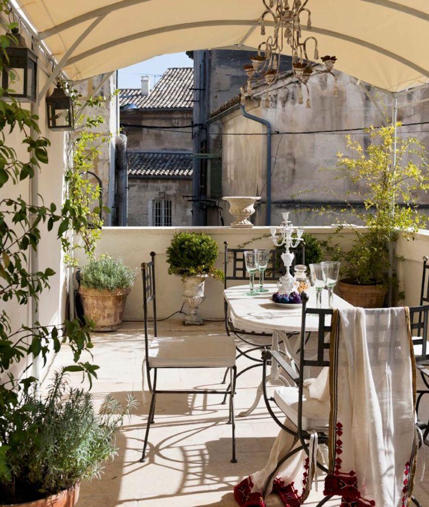 Maison laetitia hotel di charme in provenza shabby chic Maison de provence decoration