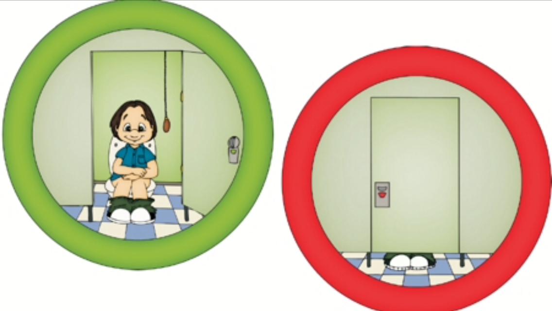 Toilettenampel Unterrichtsmaterial Schulideen Einmaleins