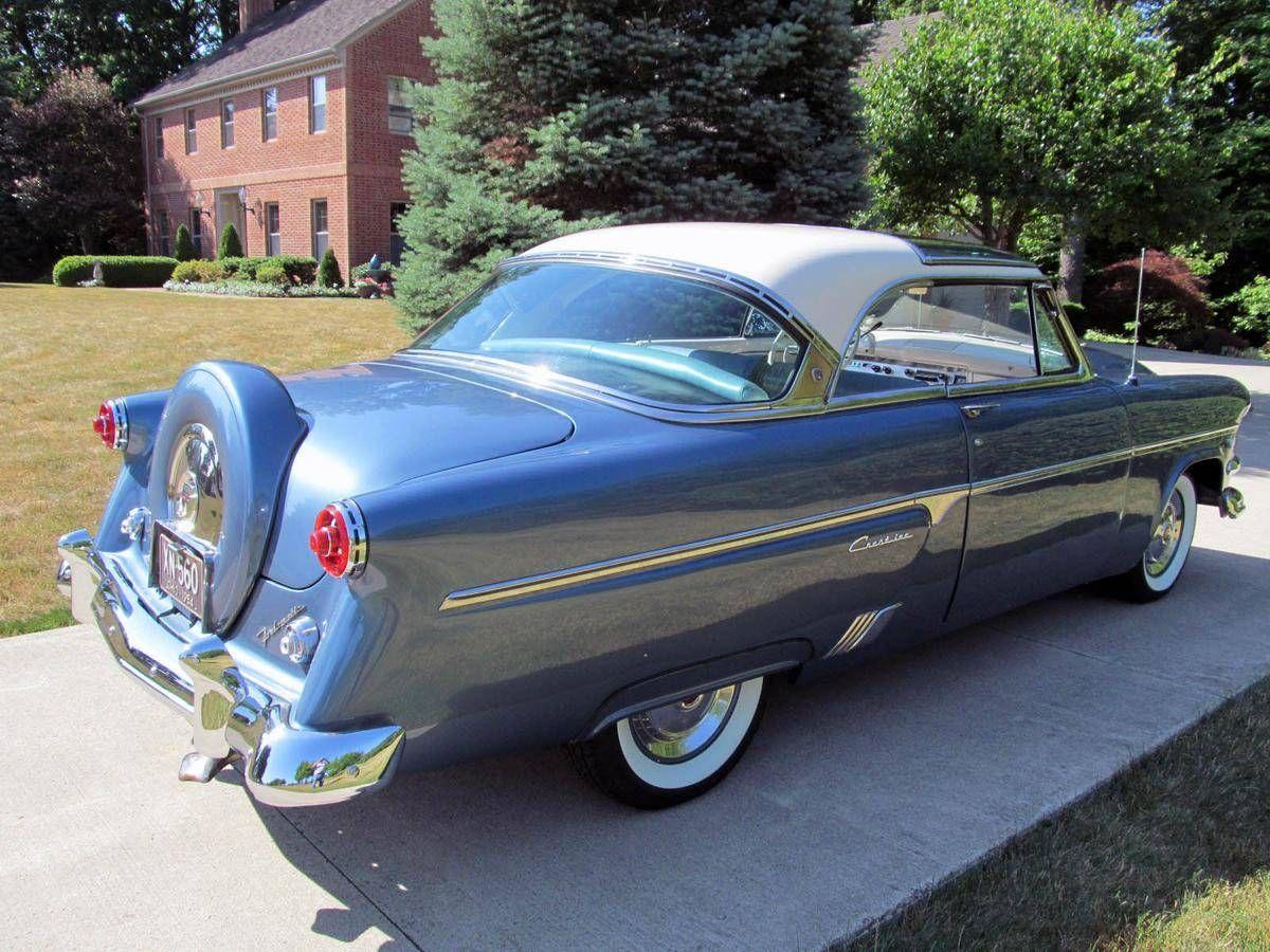 1954 ford crestline skyliner glass top for sale 1612969 hemmings motor news