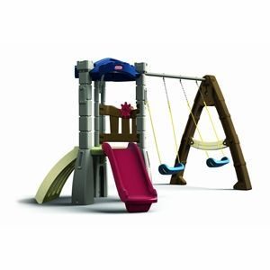 The Little Tikes Endless Adventures Swing Set Is One Of The Best