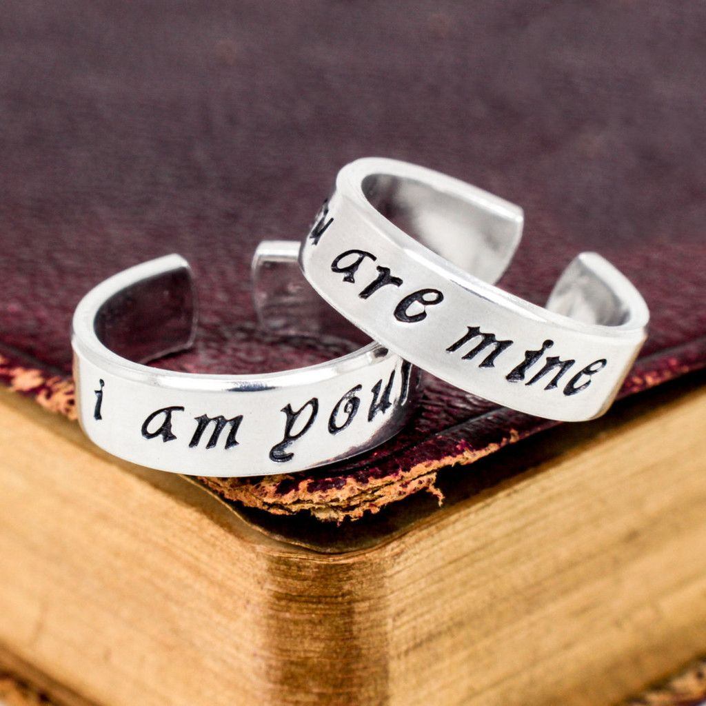 am Yours and You are Mine - Game of Thrones - Adjustable Aluminum ...