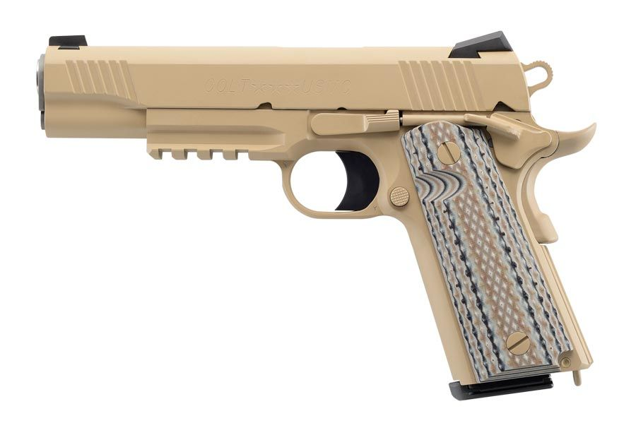 Colt Close Quarters Battle Pistol | Guns | Pinterest