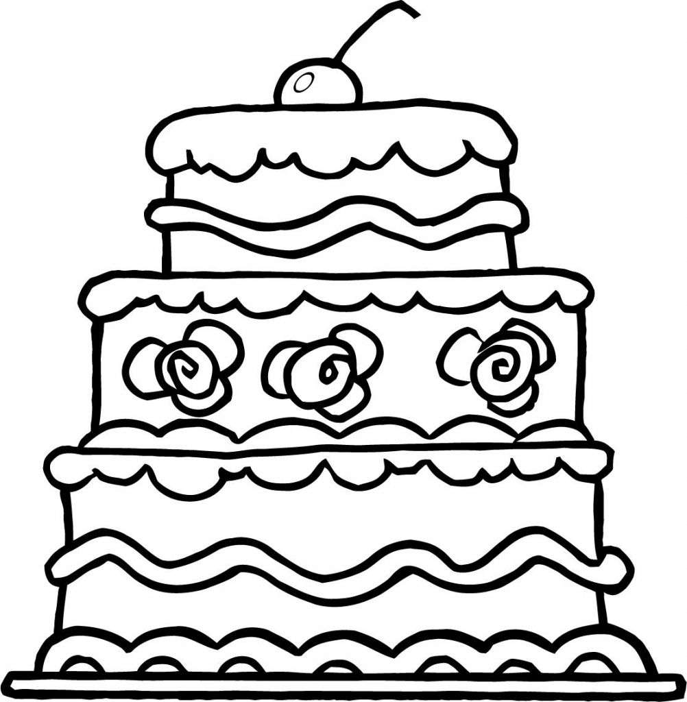 Letter C Coloring Page Cake Clipart Wedding Coloring Pages Coloring Pages