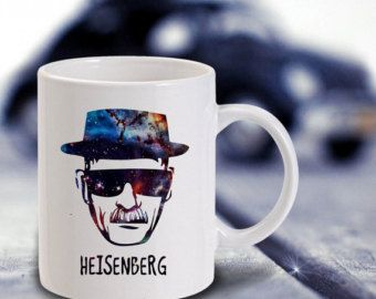 Mug Heisenberg Breaking Bad