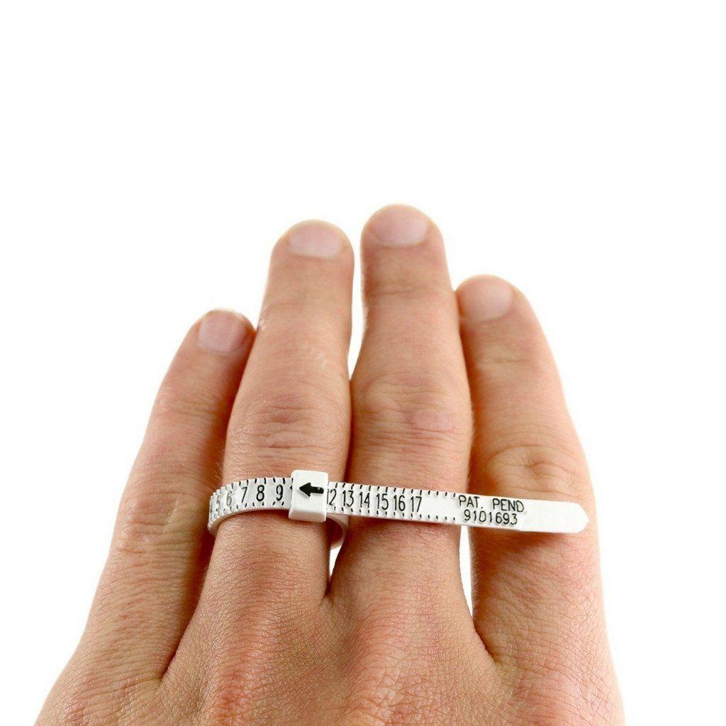 Ring Sizer Measuring Tool Rings, Platinum wedding rings