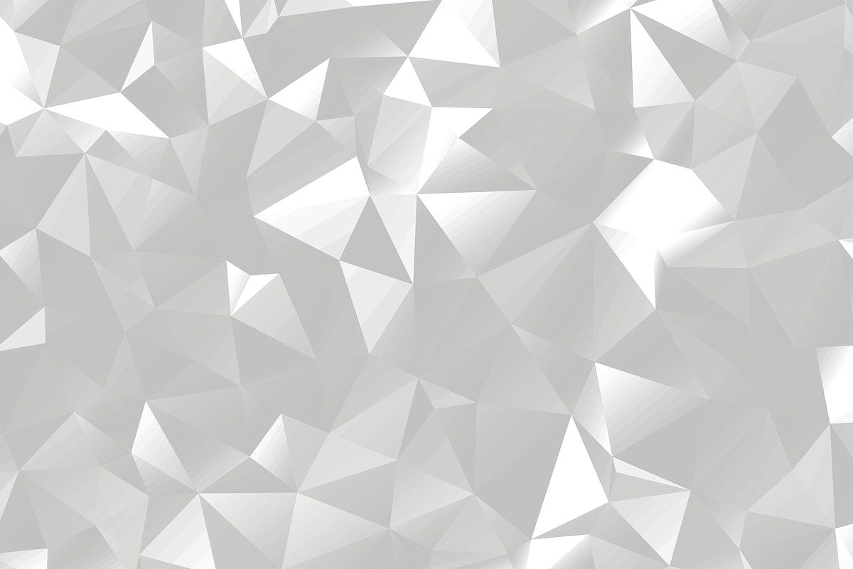 Abstract Silver Geometric Background Design Free Image By Rawpixel Com Marinemynt Geometric Background Background Design Powerpoint Background Design