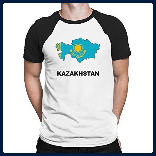 Teeburon kazakhstan country map color raglan t shirt cities teeburon kazakhstan country map color raglan t shirt cities countries flags shirts gumiabroncs Gallery