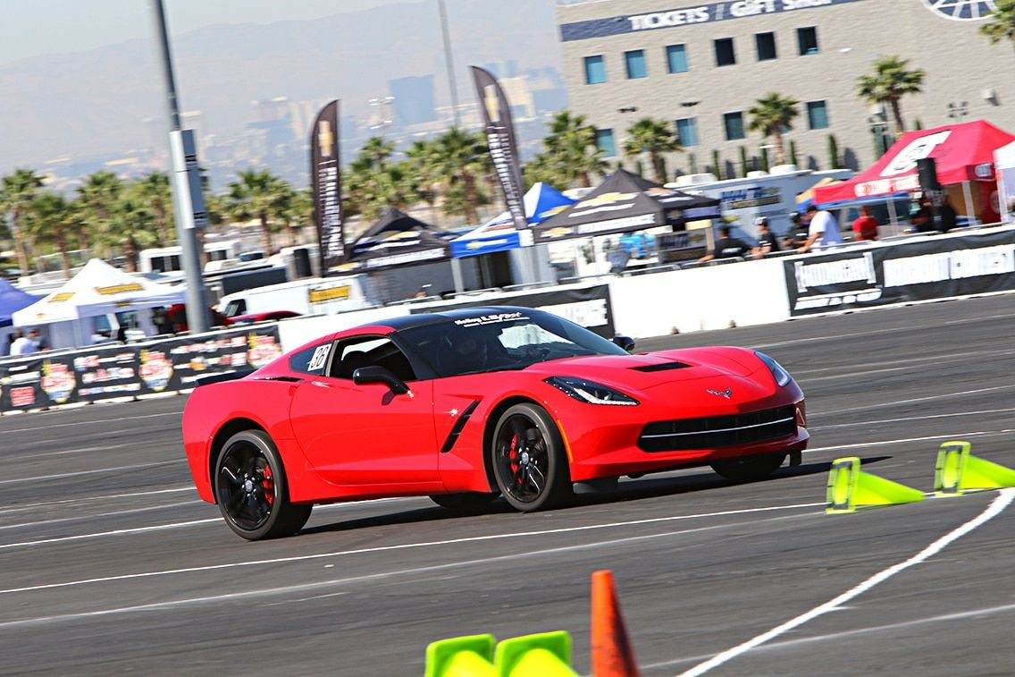 RT @gmbeatonline: Corvettes Came, Saw & Conquered Holley LS Fest ...