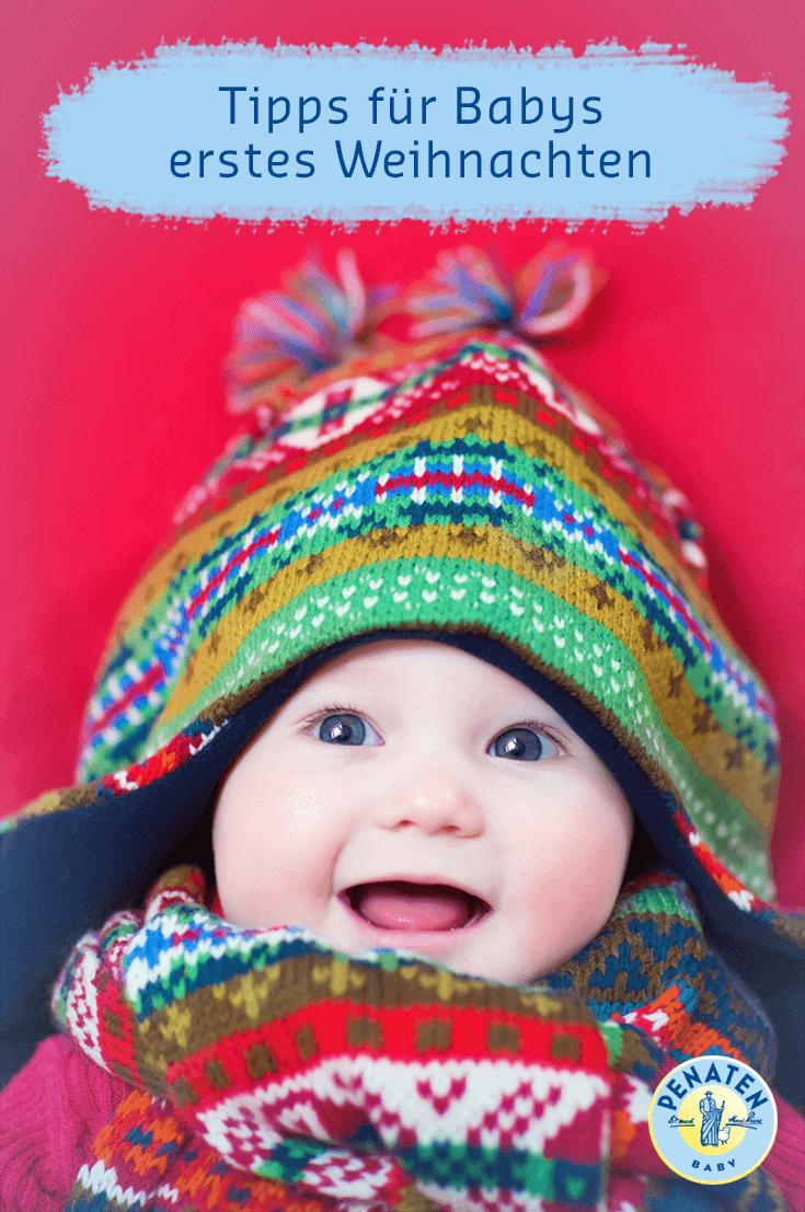 Das erste Weihnachtsfest mit deinem Baby steht vor der Tür. Doch wie ...