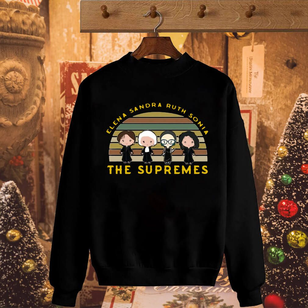 bcde9cdd053e Elena Sandra Ruth Sonia The Supremes T shirt | Shirt Love | Shirts ...