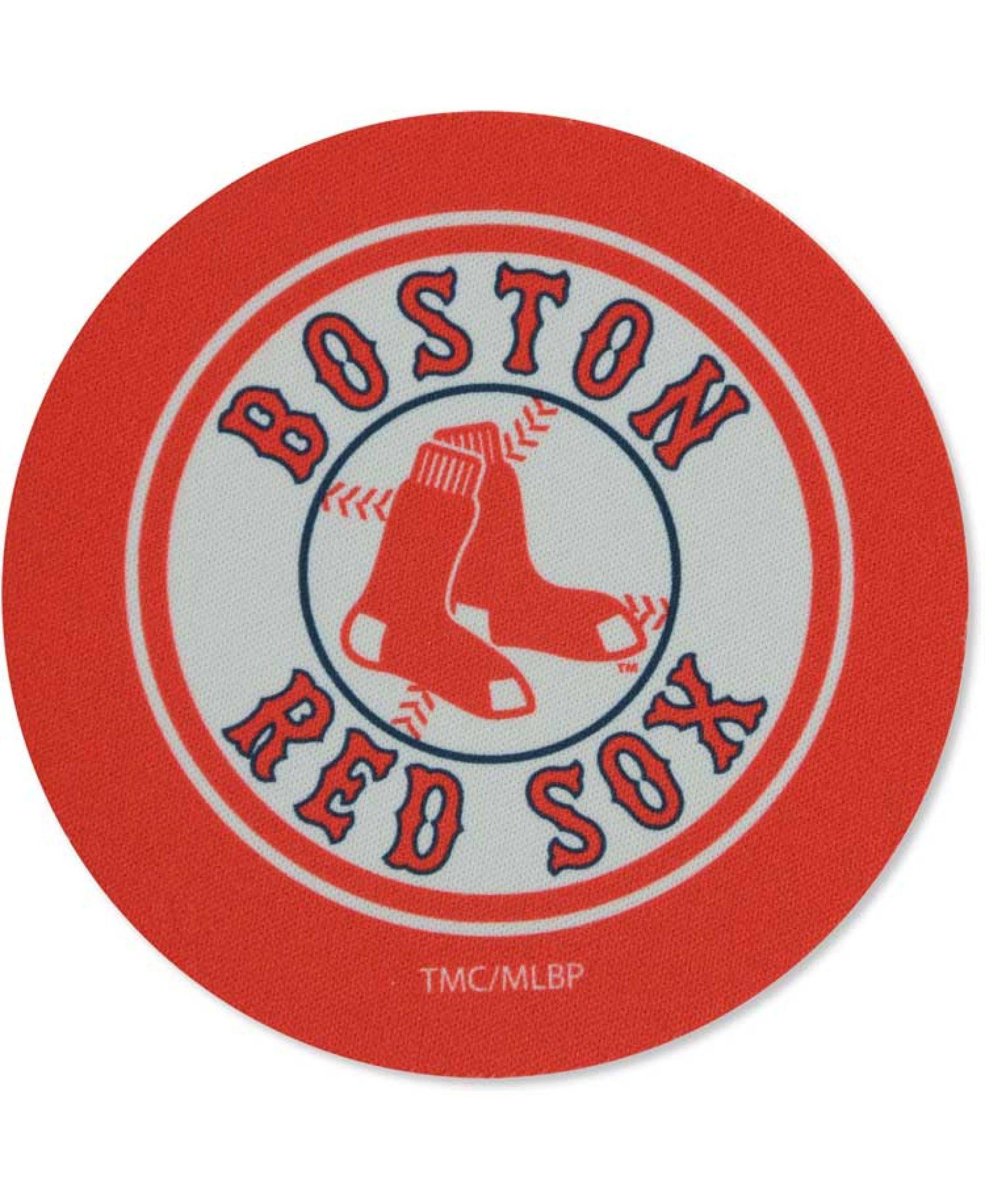 Memory Company Boston Red Sox 4-Pack Coaster Set