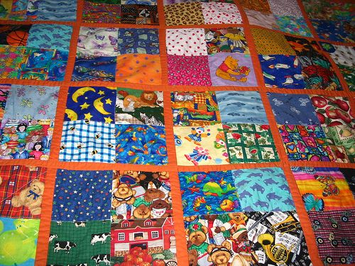 I spy quilt photo by crankydee from Flickr at Lurvely