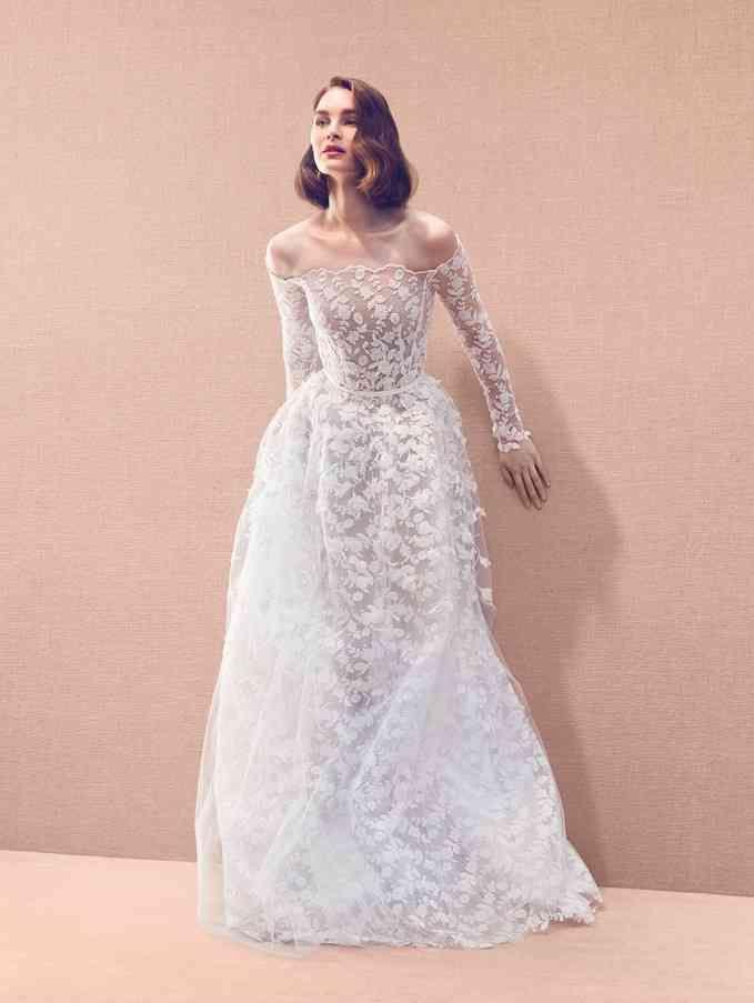 Vestidos de novia 2020 para boda civil: 50 diseños para elevar tu outfit ¿preparada?  – Boda
