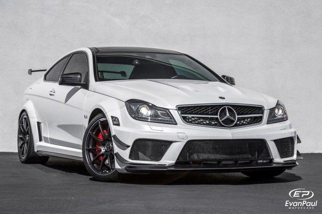 C63 Amg Black Series For Sale >> Mercedes Benz C Class C63 Amg Black Series Mercedes Benz