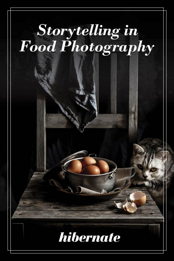 Storytelling In Food Photography