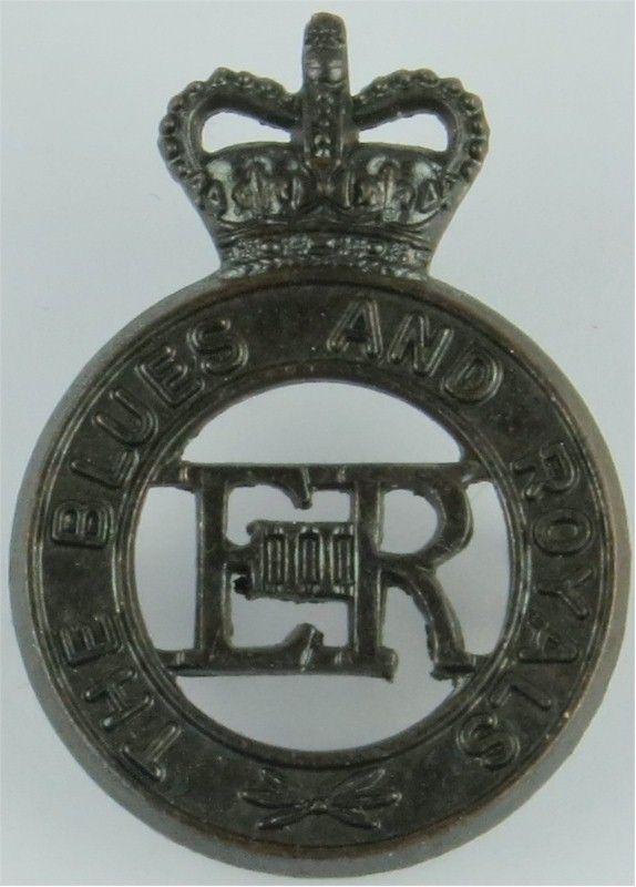Cap Badge Royal Horse Guards