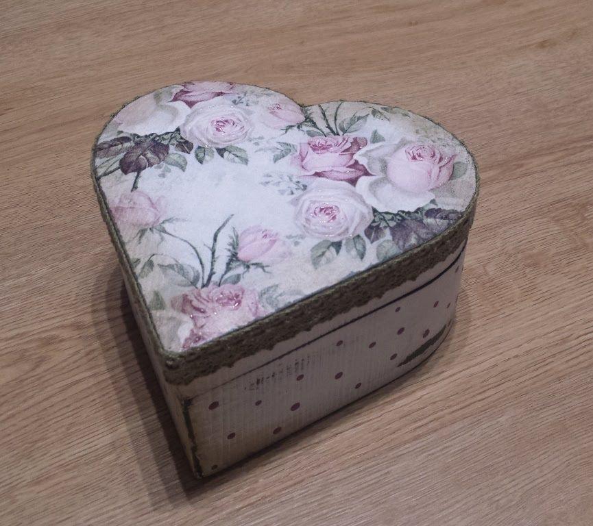 Decoupage en caja de madera videos de manualidades - Manualidades pintar caja metal ...