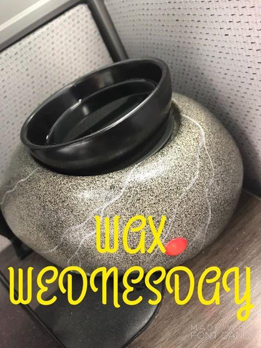 WAX WEDNESDAY!!!
