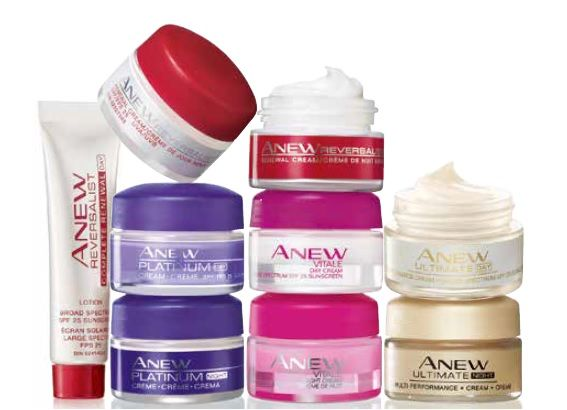 Anew Mini Moisturizers 2 for $10