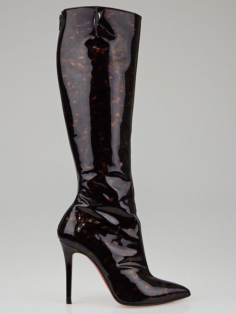 clearance store online cheap sale footlocker Christian Louboutin Pretty Woman 120 Boots DNkMV