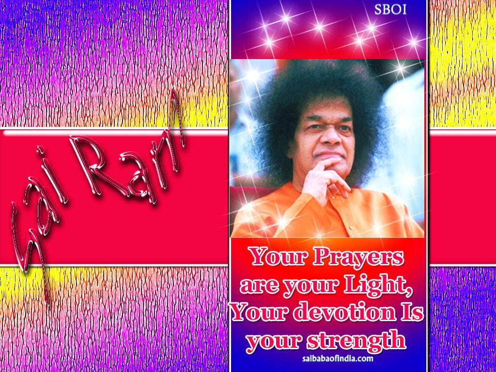 Sri Sathya Sai Baba Quotes With Photo Sathya Sai Baba Sai Baba Miracles Sai Baba Quotes