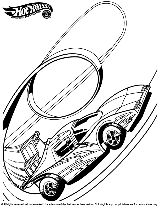 Hotwheels Coloring Pages In The Coloring Library Coloring Pages, Hot  Wheels, Coloring Pages To Print