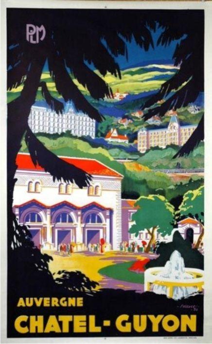 1932 Chatel-Guyon 01