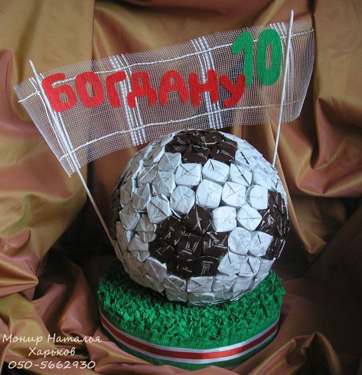 Gallery.ru / Фото #85 - Скульптурные композиции из конфет ...