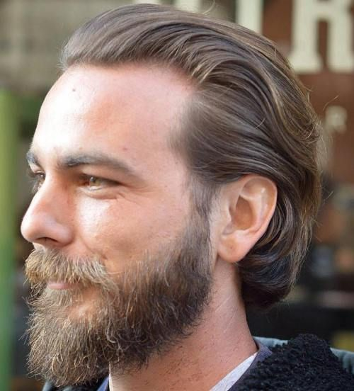 50 Stately Long Hairstyles for Men to Sport with Dignity | Medium ...