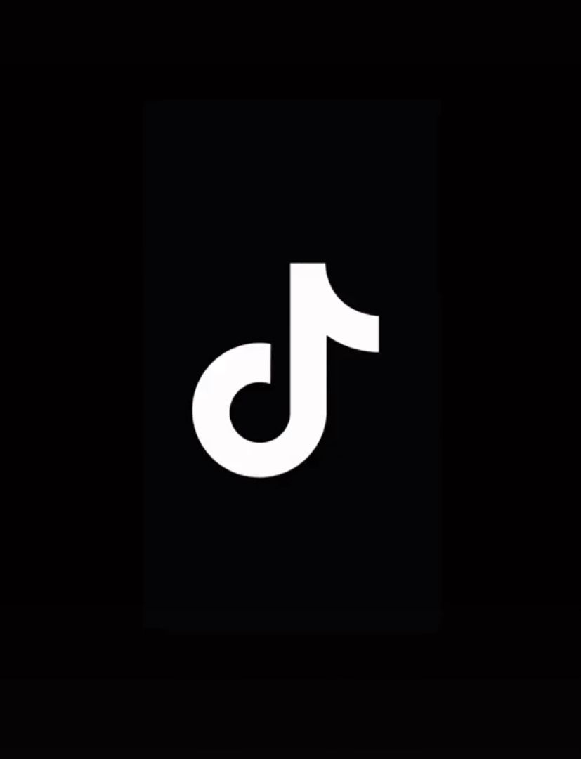 TikTok Share Icon Black Vector Logo - Download... | Worldvectorlogo