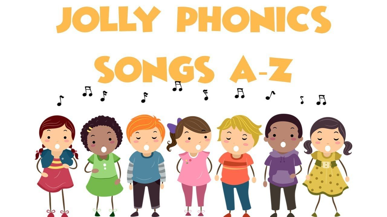 Jolly Phonics Songs A-Z   Follow along with these great