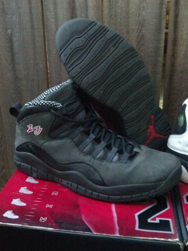 on sale 85088 da721 Air Jordan Retro CDP 10 Shadow Size 12 Nike x Countdown Pack Authentic    eBay CHRISTMAS PLEASE  5