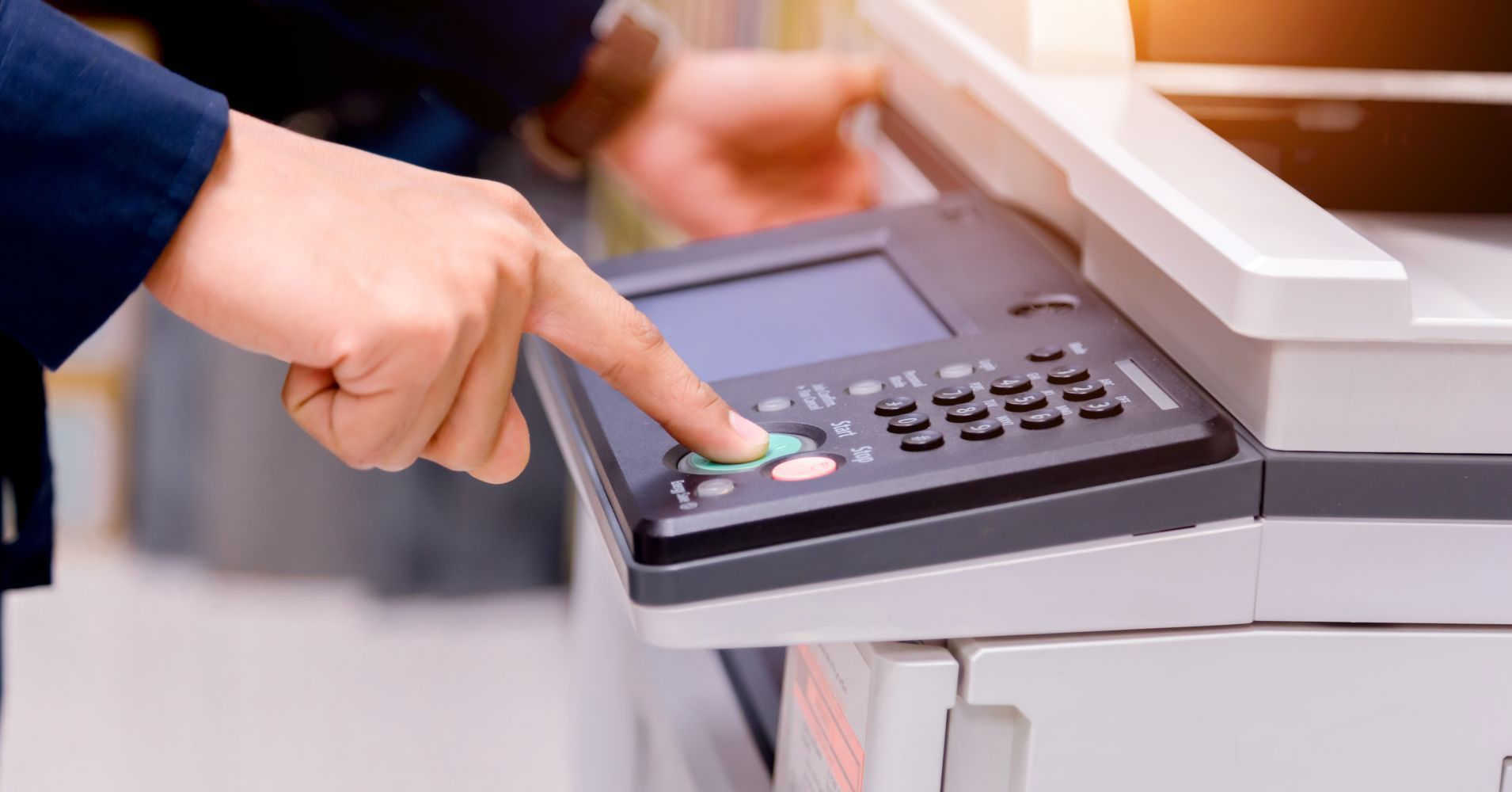 Hackers could use fax machines to take over entire