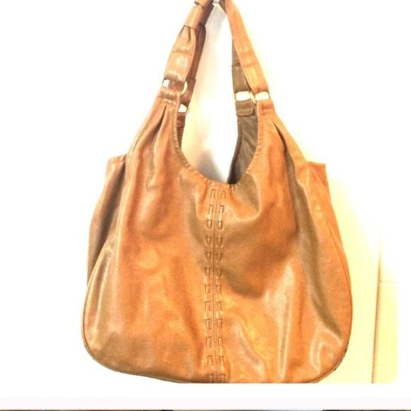 { h&m } purse Brown large bag Bags