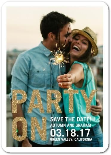 Save Date Cards Snapfish