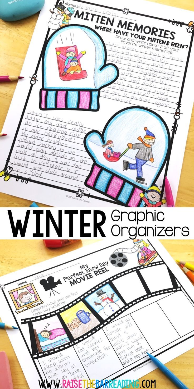 Photo of No Prep Winter Activities for the Elementary Classroom