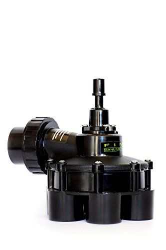Fimco Manufacturing Standard 6outlet Irrigation Indexing Valve 125inch Black Learn More By Visiting The Image Link Irrigation Soap Dispenser Water Plants