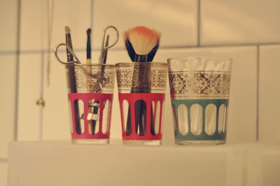badeværelsesopbevaring | Emily Salomon