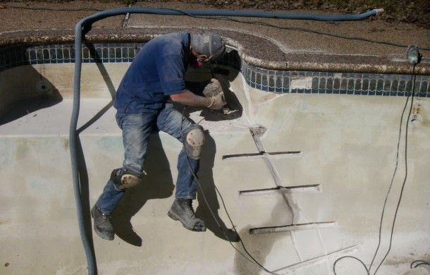 Swimming Pool Remodeling In Charleston Sc Call Now 8434164803 Or Visit Http Www Charlestonpoollea Swimming Pool Remodeling Pool Repair Swimming Pool Repair