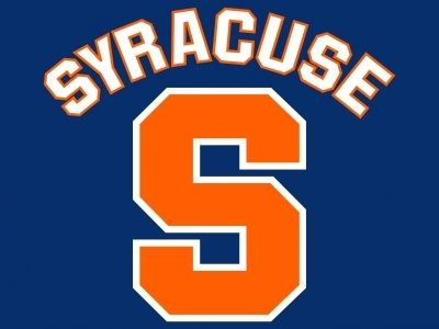 Collegiate Syracuse University Sterling Silver LogoArt Syracuse University Large Crest
