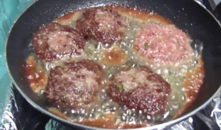 Receta Tortas De Carne Molida De Res Nicaraguense Receta Tortitas De Carne Molida Tortas De Carne Carne Molida