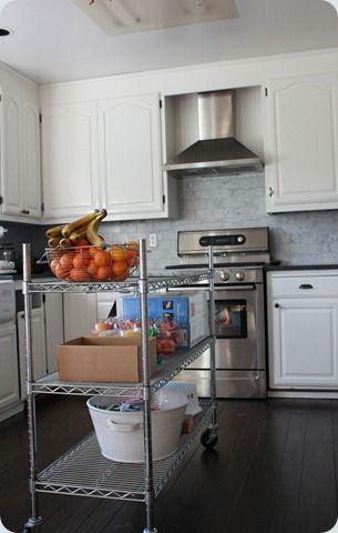 Kitchen Cupboard Makeover Diy