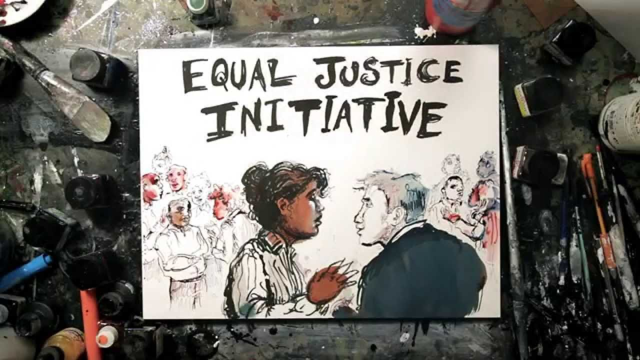 Powerful Equal Justice Initiative Video #SlaveryEvolved #PrisonIndustrialComplexForBeginners