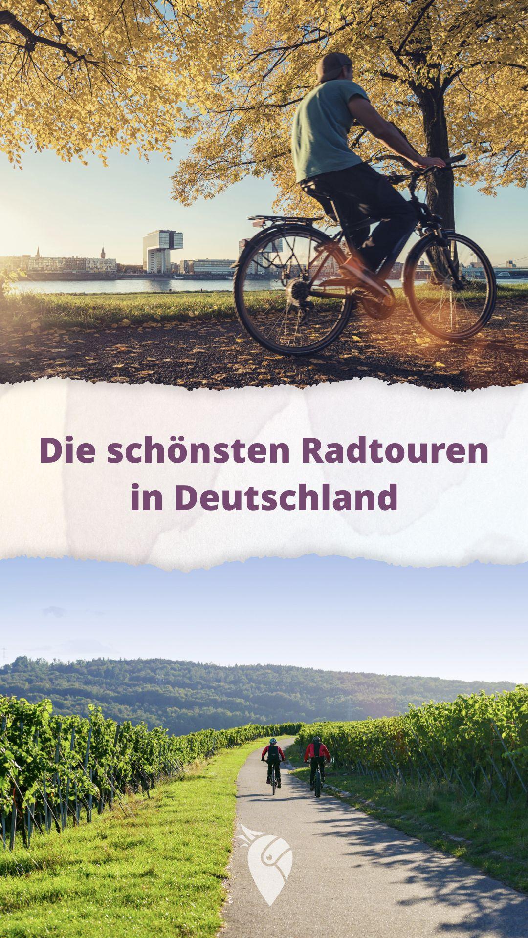Radtouren In Deutschland Radtouren Urlaub In Deutschland Und