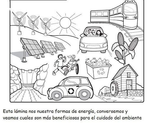 Las 5 Erres Para Cuidar El Planeta Laminas Para Pintar Teaching Preschool Ccnn Preschool