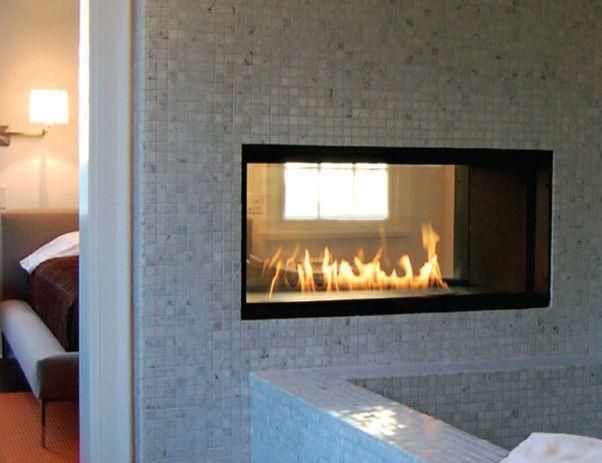 Master Bath Natural Gas Fireplace Fireplace Inserts