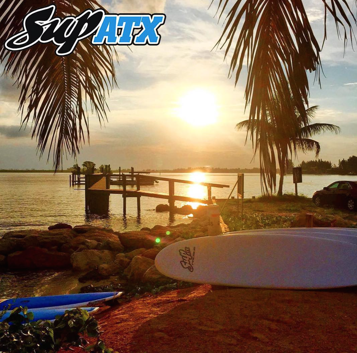 Design Your Own Exterior: Idea By SUP ATX On SUP ATX Paddle Boards