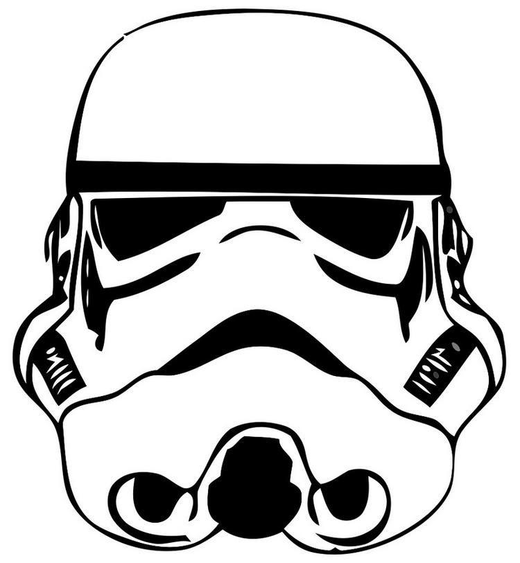 Elegant Stormtrooper Helmet Coloring Picture Star Wars Stencil Star Wars Drawings Stormtrooper Helmet