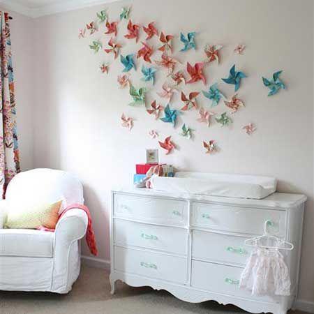 40 ideas para decorar las paredes. | Mil Ideas de Decoración