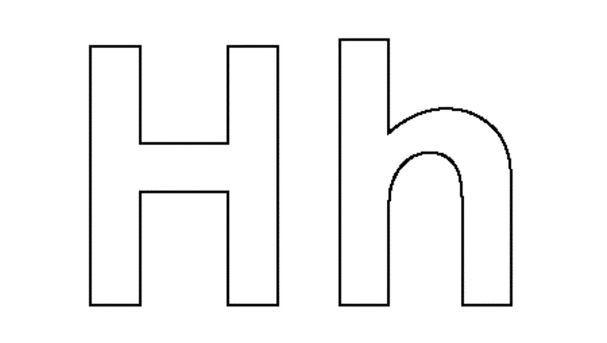 letter-h-coloring-pages-alphabet | Alphabet coloring pages